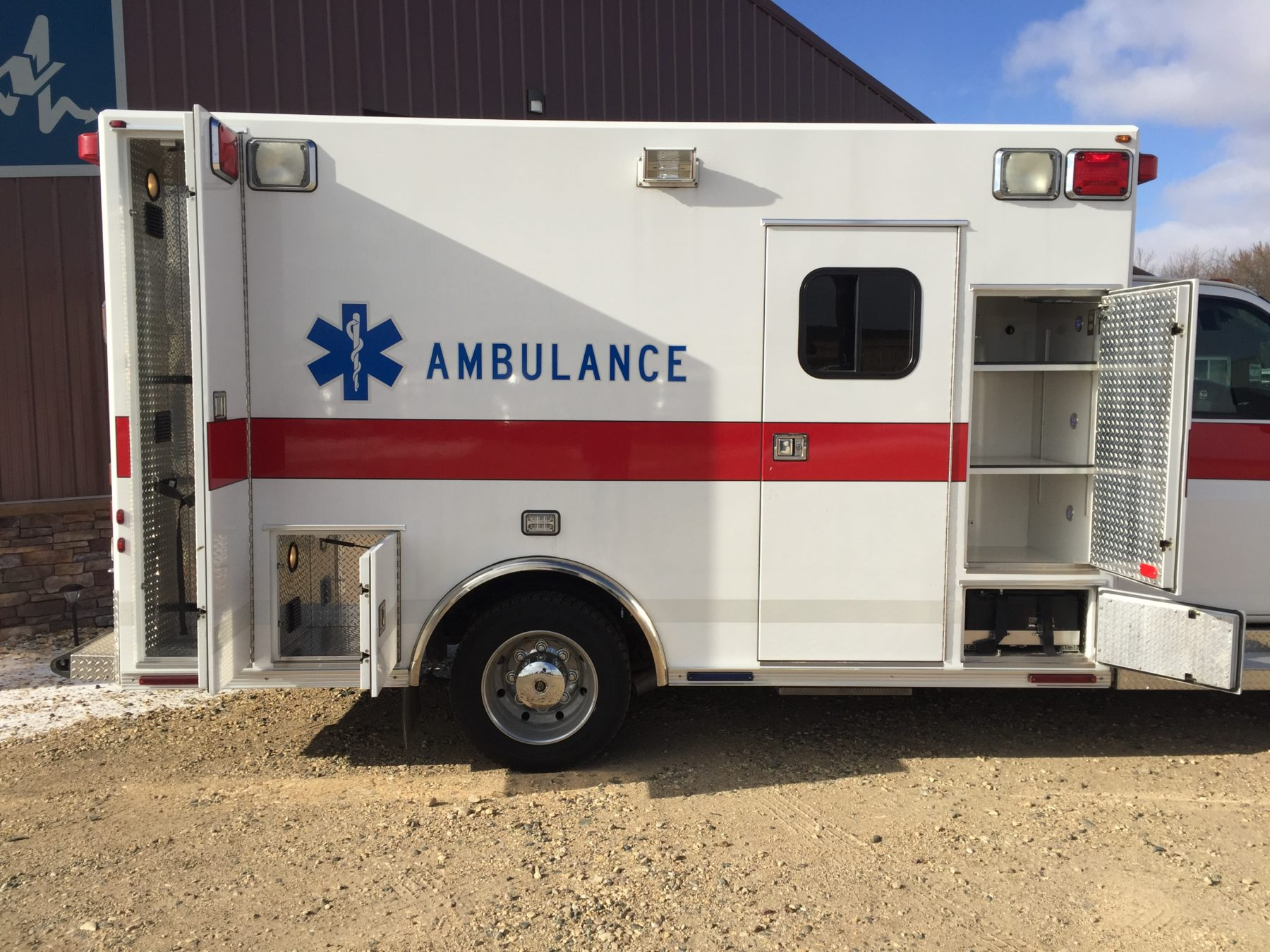 2009 Chevrolet C4500 Heavy Duty Ambulance For Sale – Picture 5