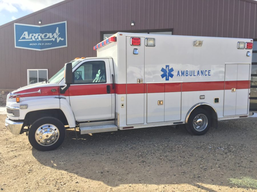 2009 Chevrolet C4500 Heavy Duty Ambulance For Sale