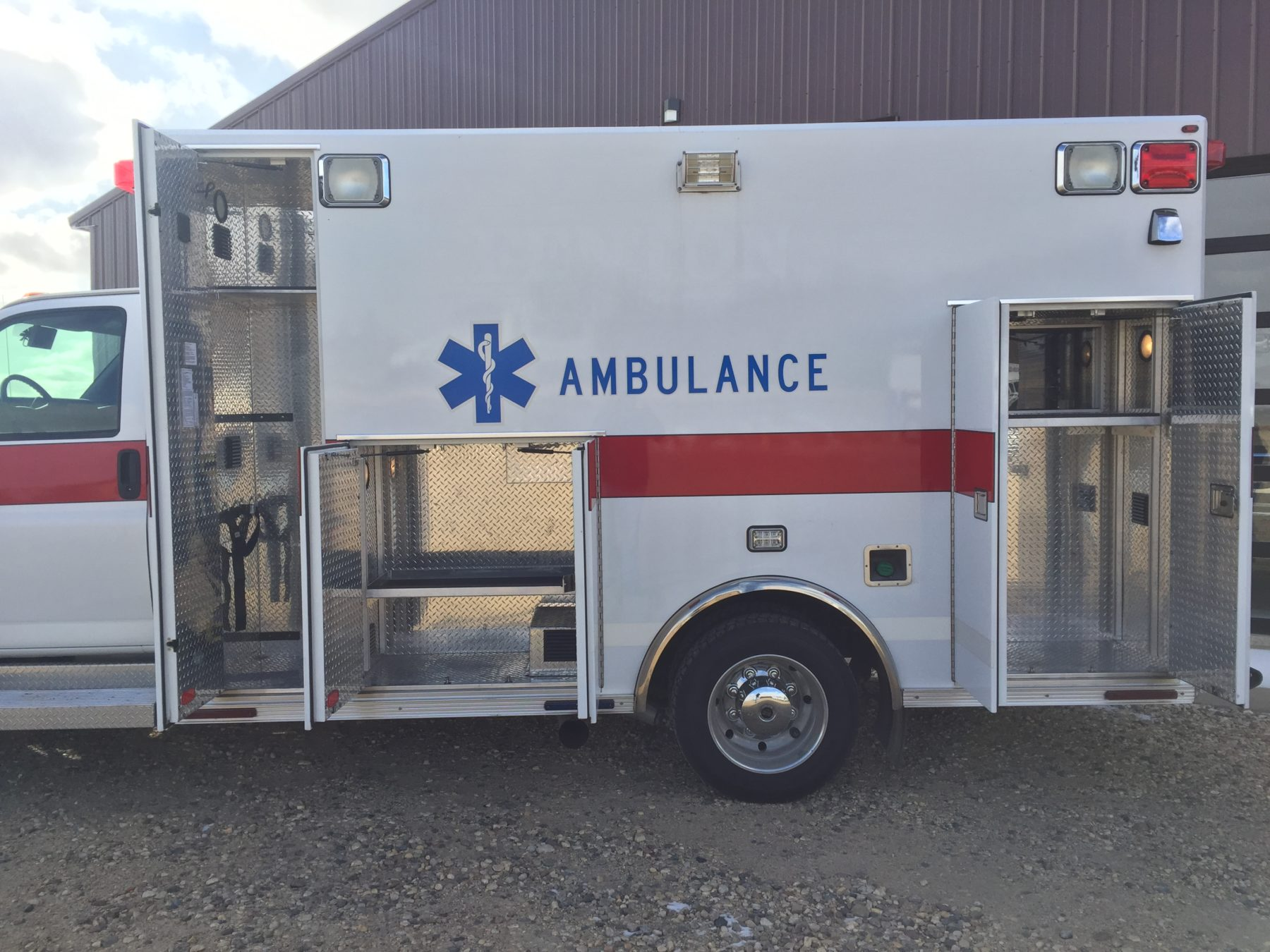 2009 Chevrolet C4500 Heavy Duty Ambulance For Sale – Picture 6