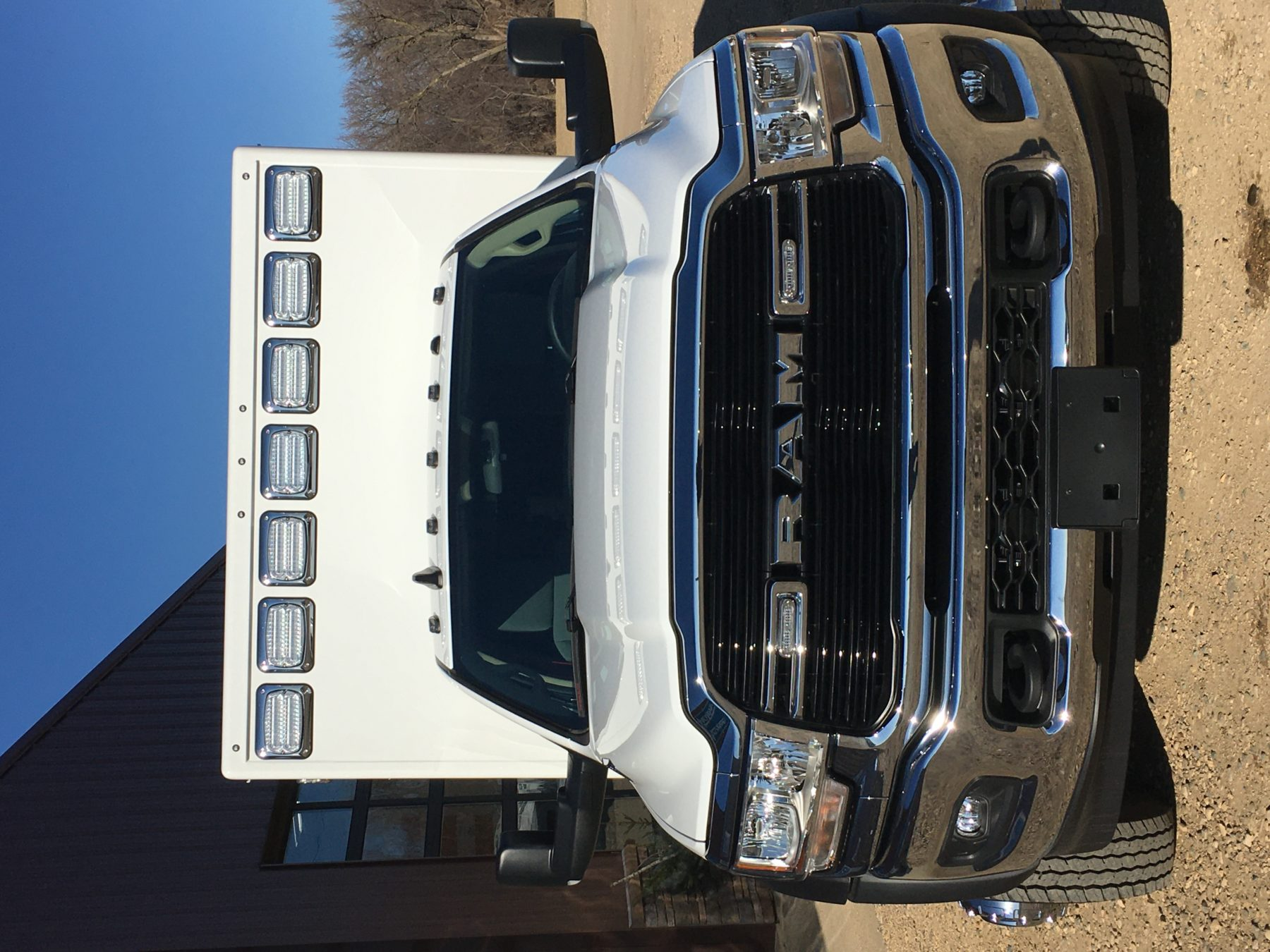 2020 Ram 4500 4x4 Heavy Duty Ambulance For Sale – Picture 7