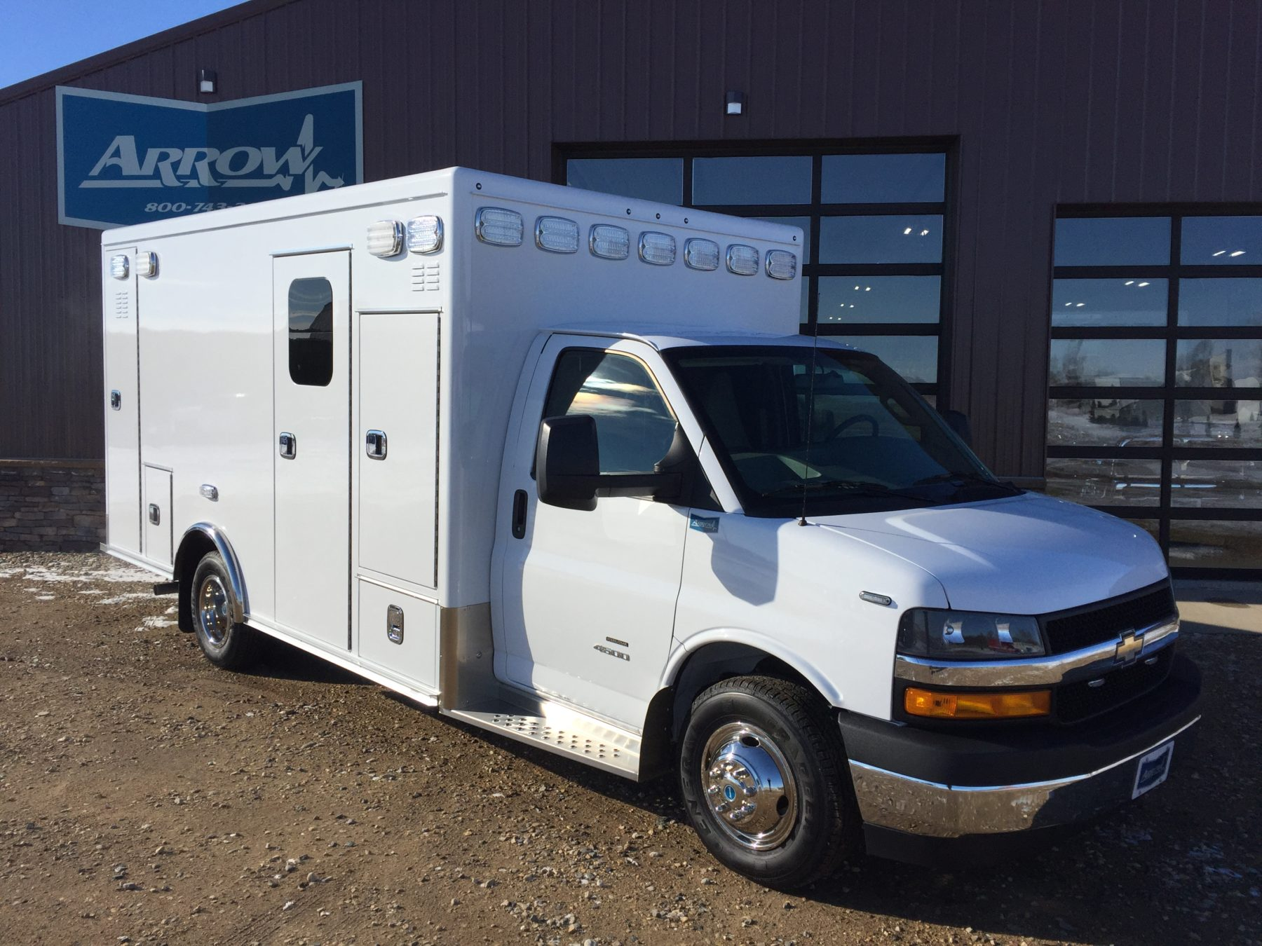 2018 Chevrolet G4500 Type 3 Ambulance For Sale – Picture 3
