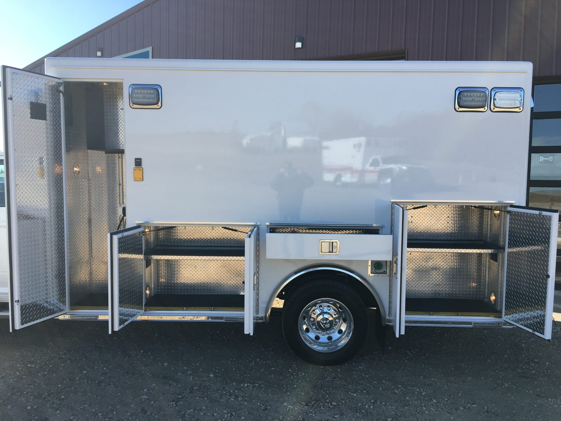2020 Ram 4500 4x4 Heavy Duty Ambulance For Sale – Picture 5