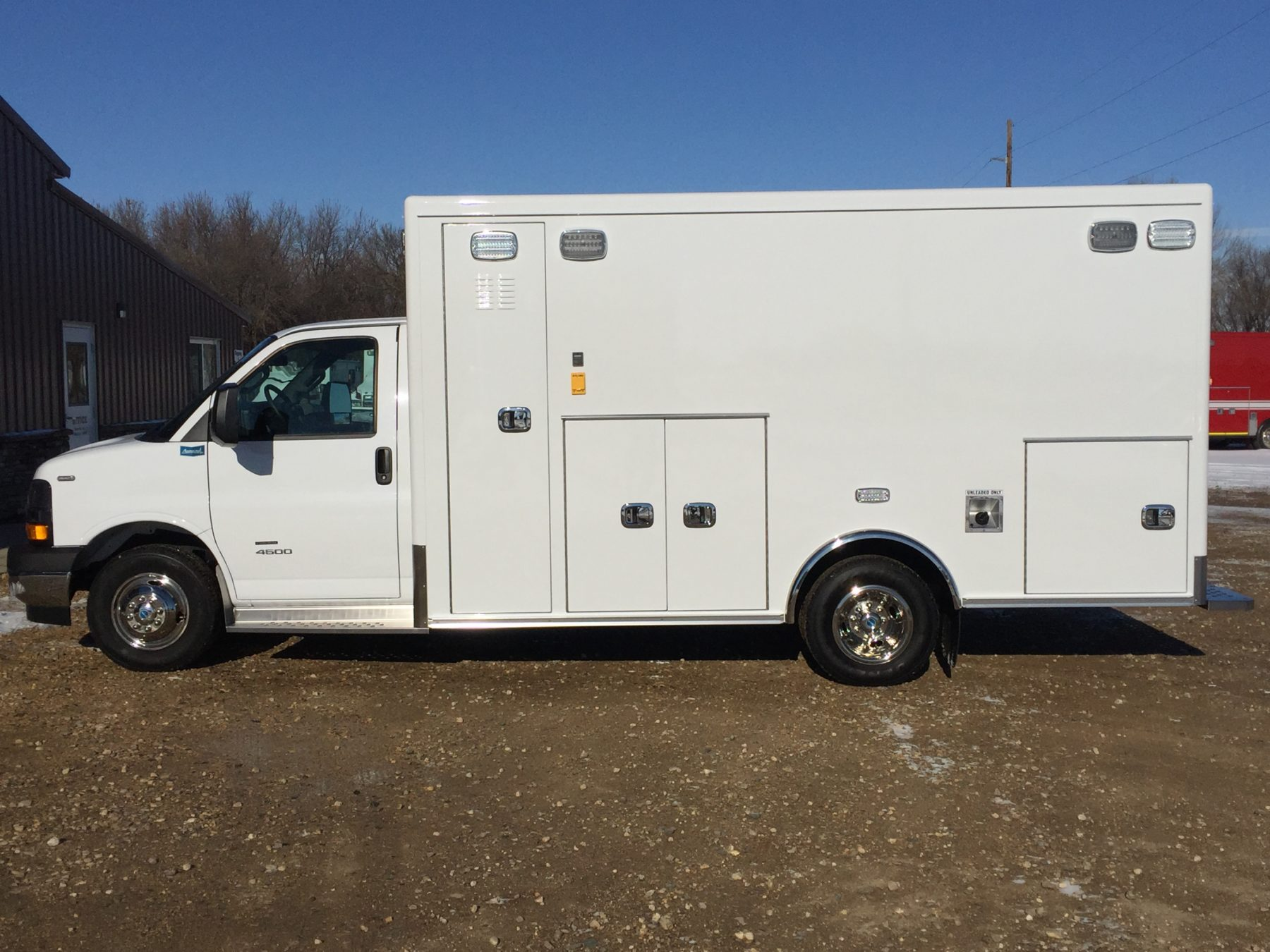 2018 Chevrolet G4500 Type 3 Ambulance For Sale – Picture 6