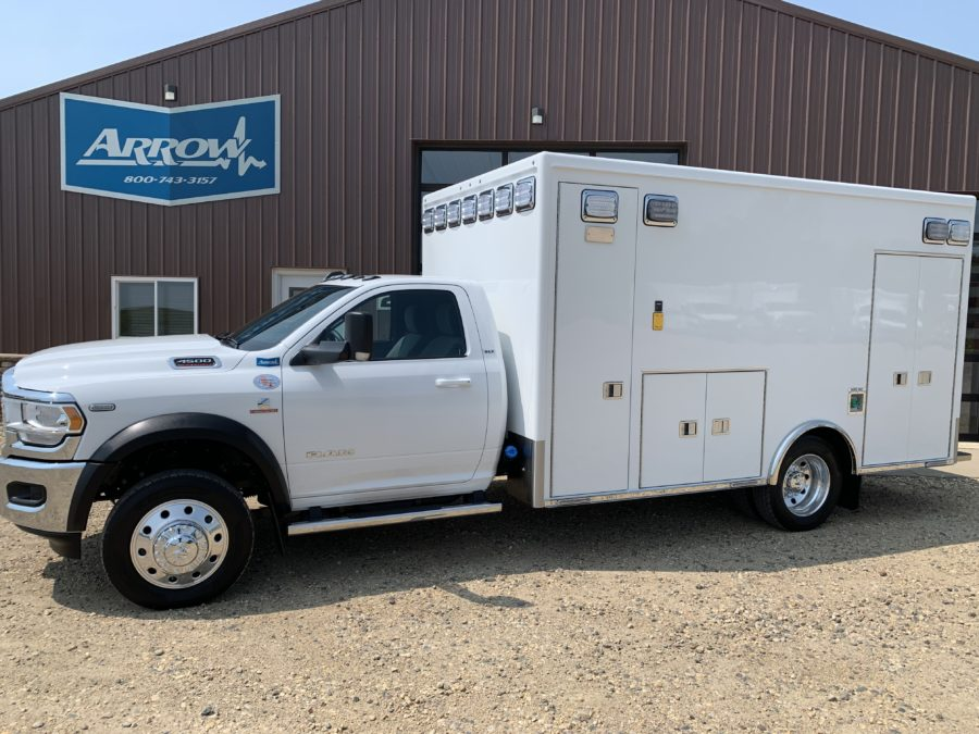 2021 Ram 4500 4x4 Heavy Duty Ambulance For Sale – Picture 3