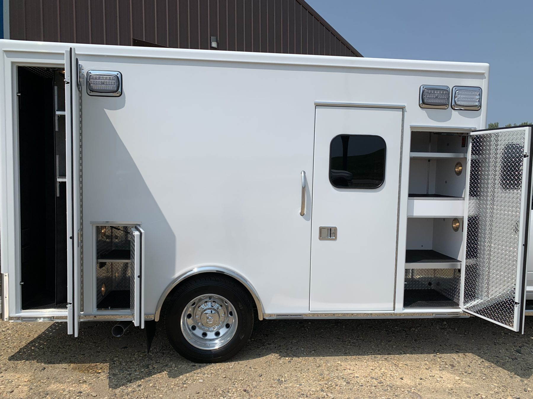 2021 Ram 4500 4x4 Heavy Duty Ambulance For Sale – Picture 10