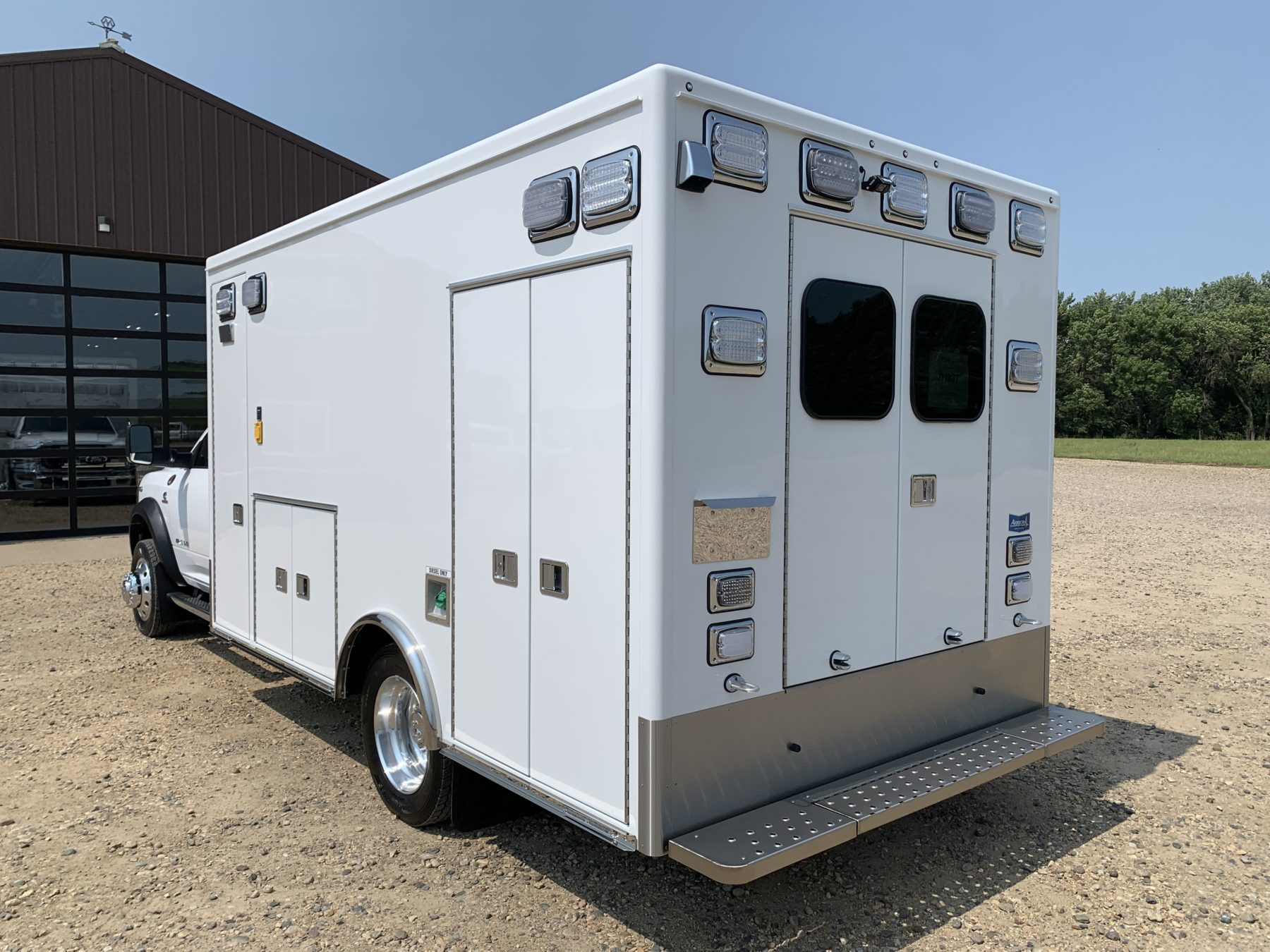 2021 Ram 4500 4x4 Heavy Duty Ambulance For Sale – Picture 8