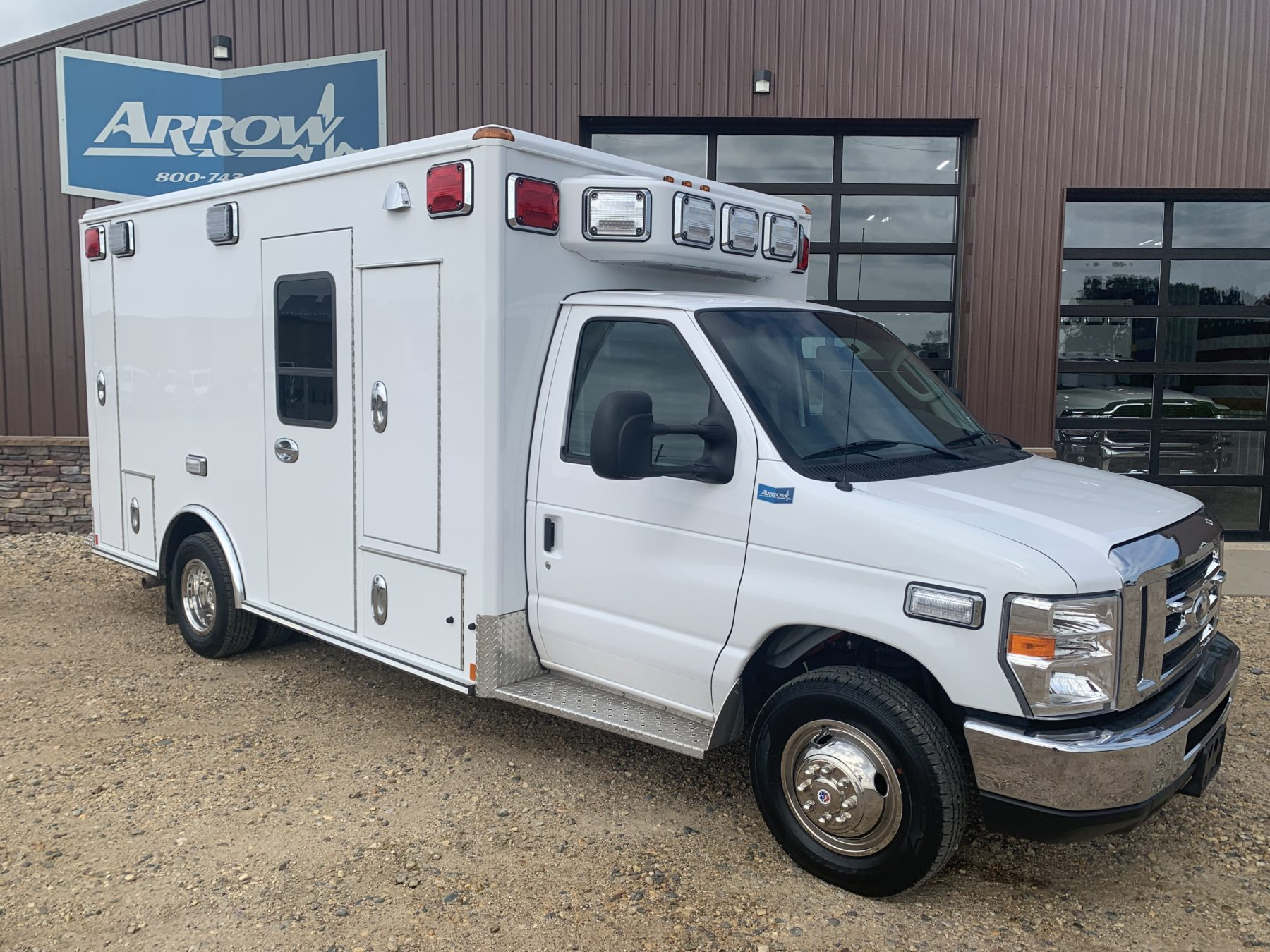 2019 Ford E450 Type 3 Ambulance For Sale – Picture 3