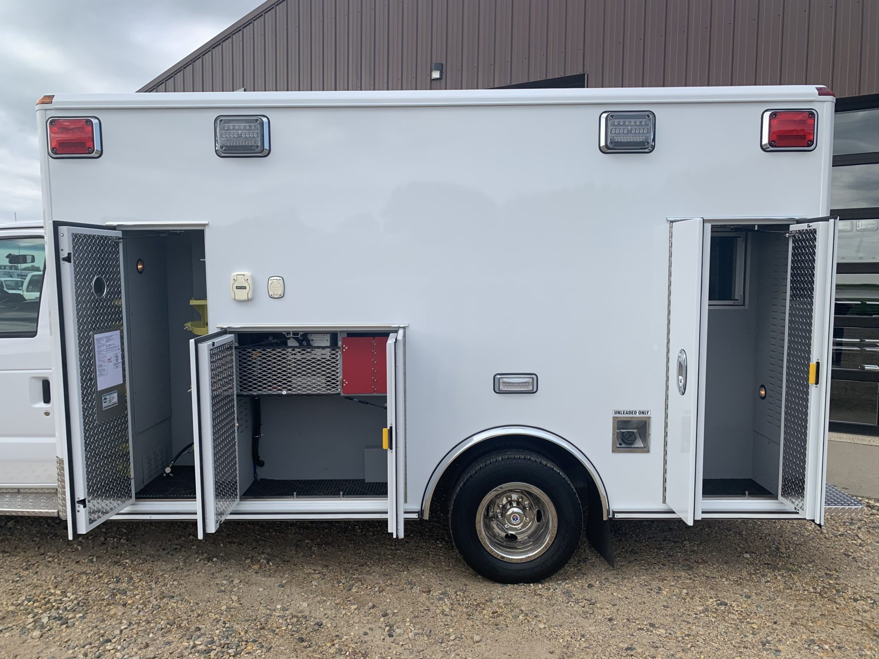 2019 Ford E450 Type 3 Ambulance For Sale – Picture 8