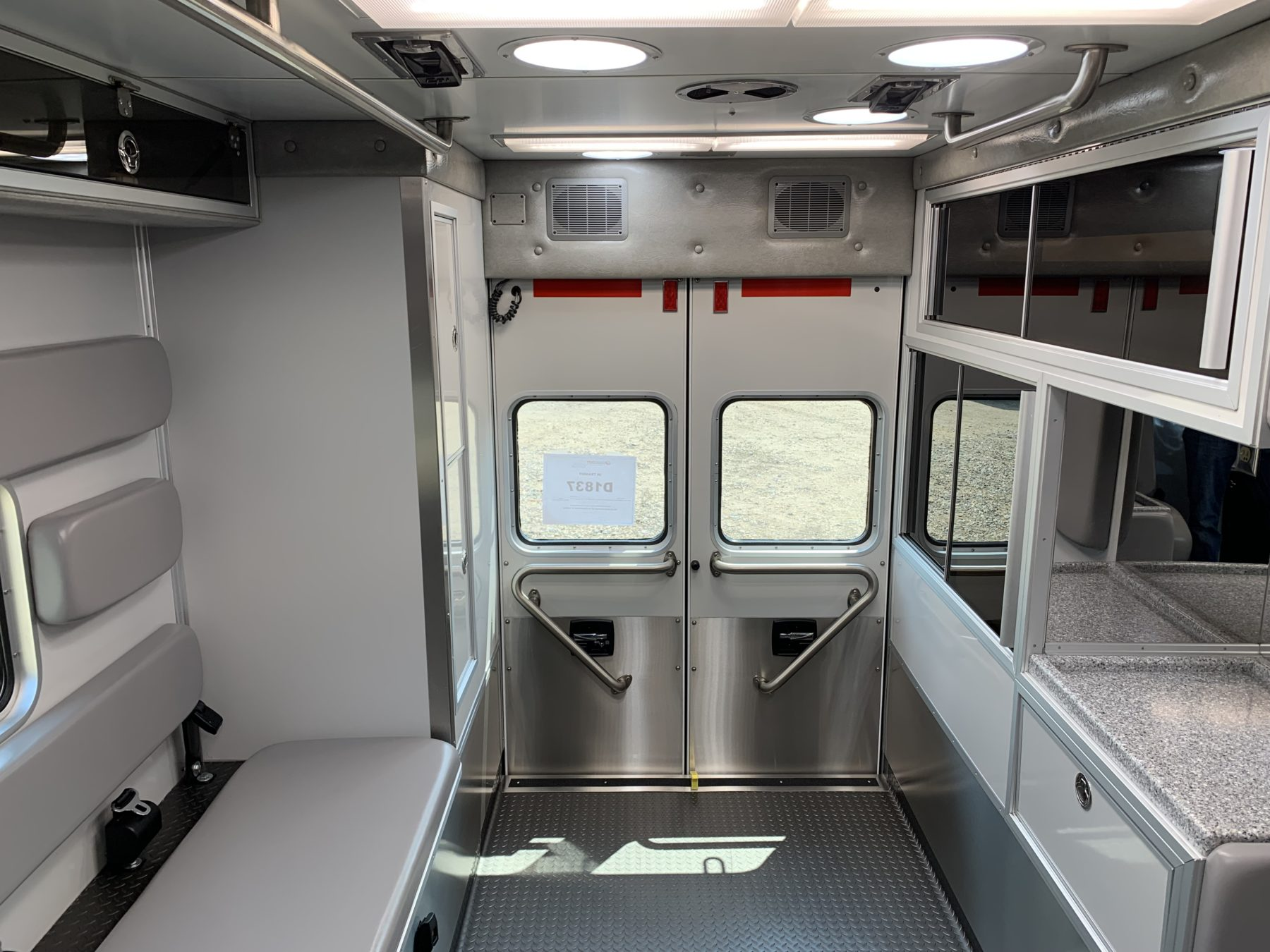2021 Ram 4500 4x4 Heavy Duty Ambulance For Sale – Picture 15