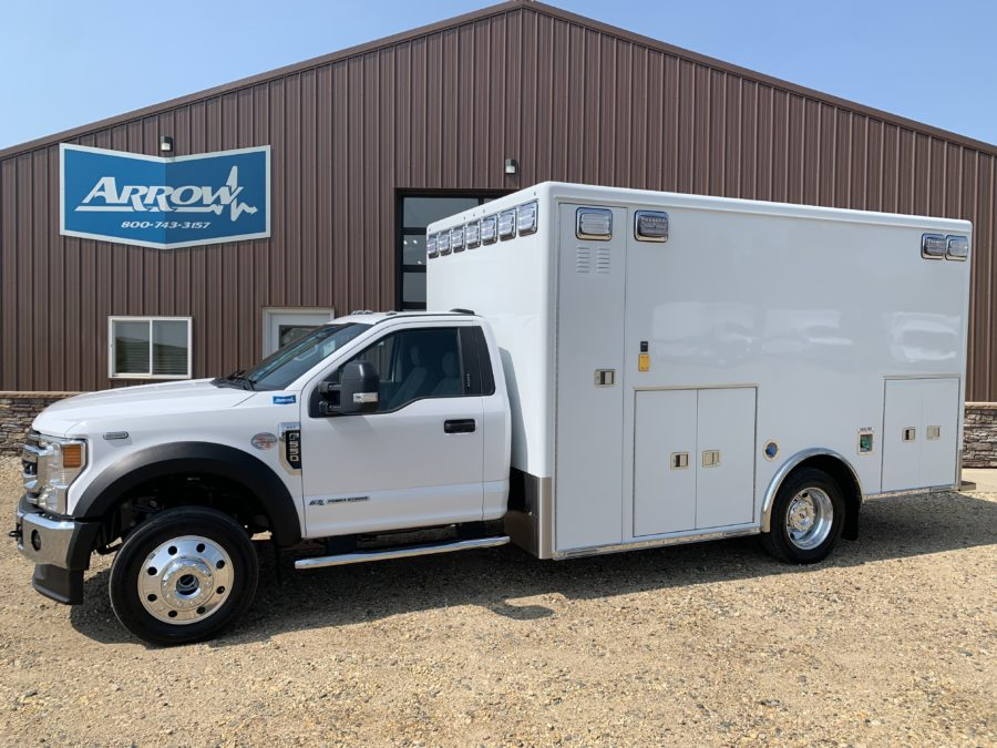 2021 Ford F550 4x4 Heavy Duty Ambulance For Sale – Picture 3