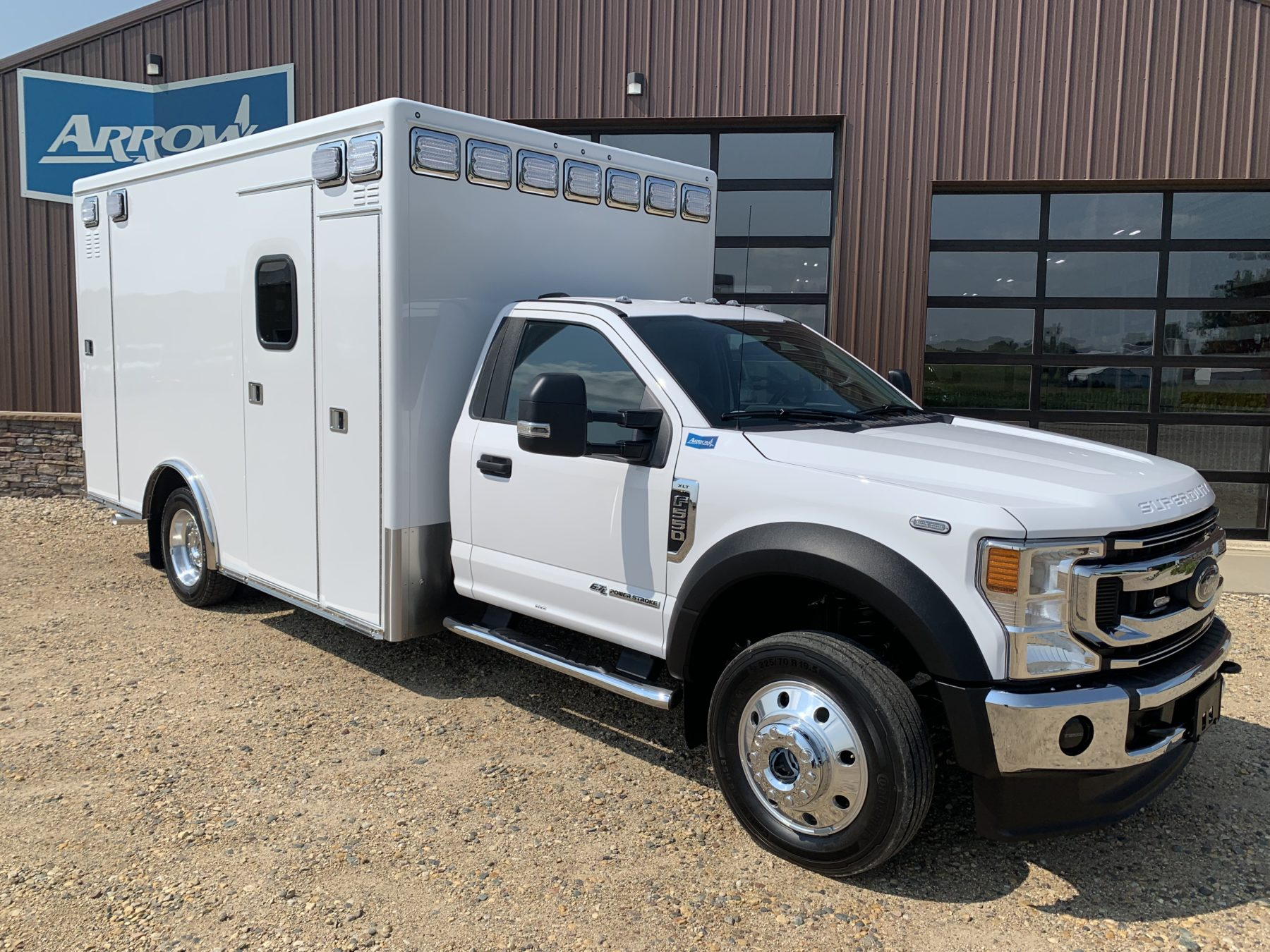 2021 Ford F550 4x4 Heavy Duty Ambulance For Sale – Picture 5