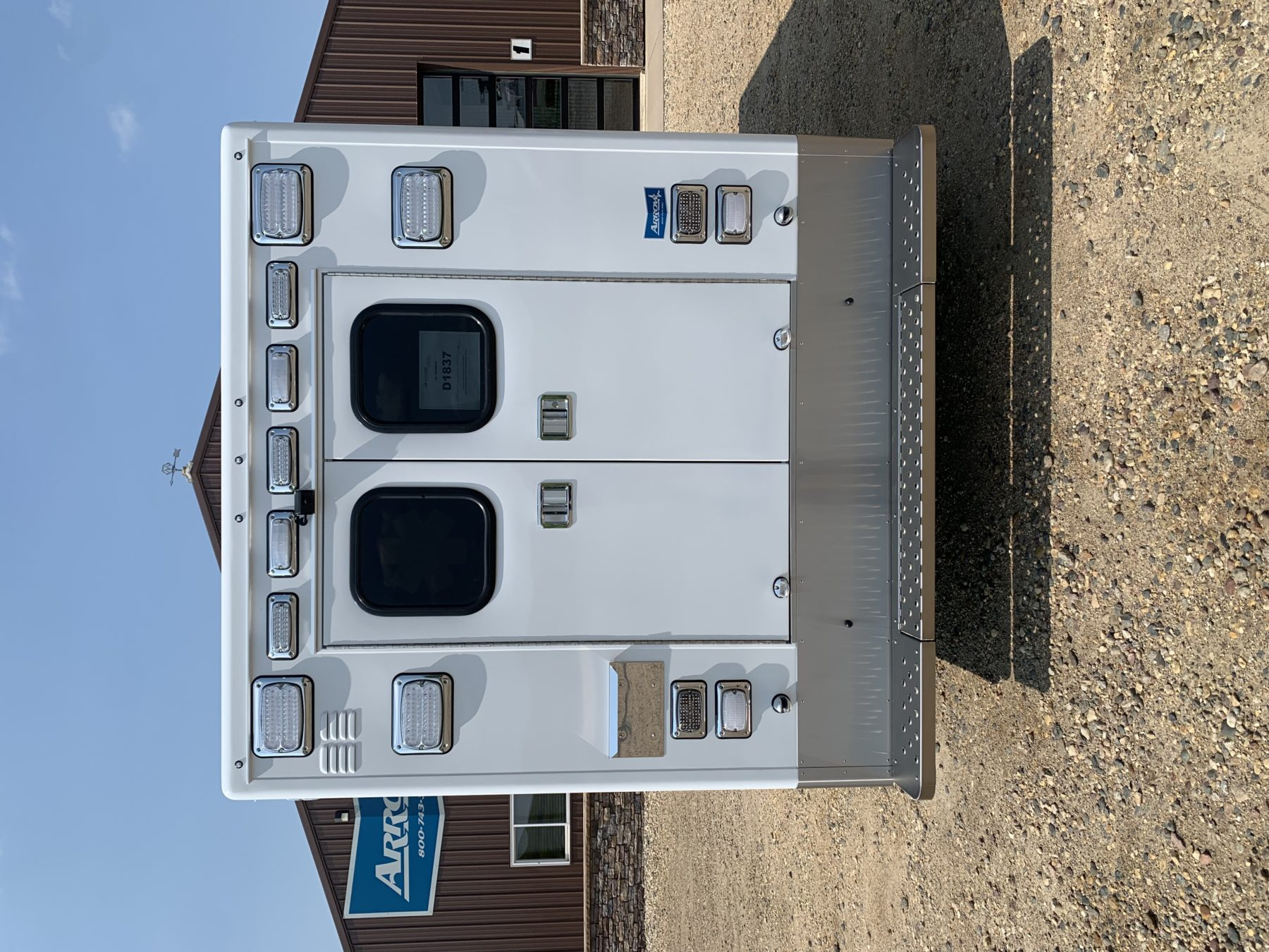 2021 Ford F550 4x4 Heavy Duty Ambulance For Sale – Picture 12