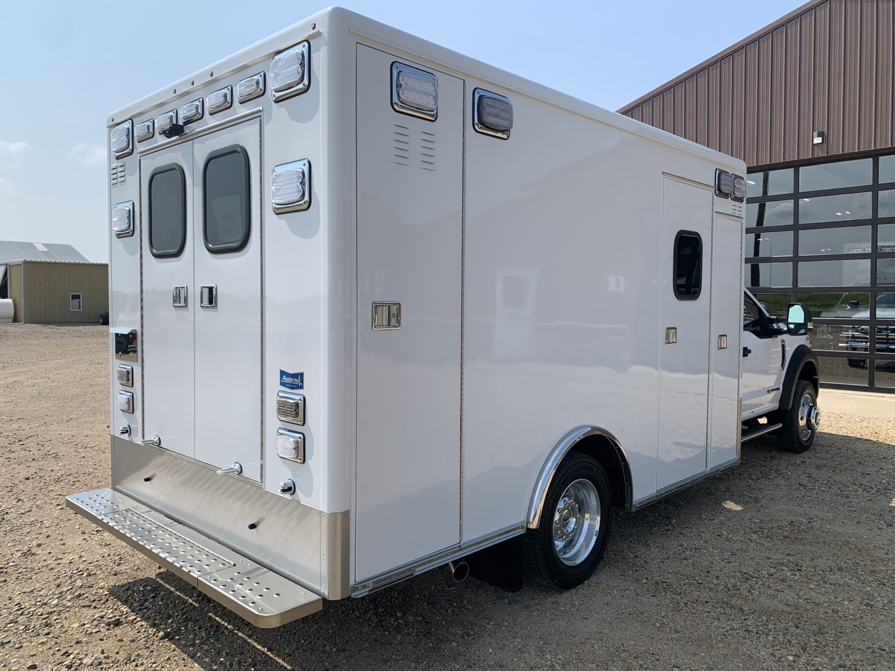 2021 Ford F550 4x4 Heavy Duty Ambulance For Sale – Picture 13