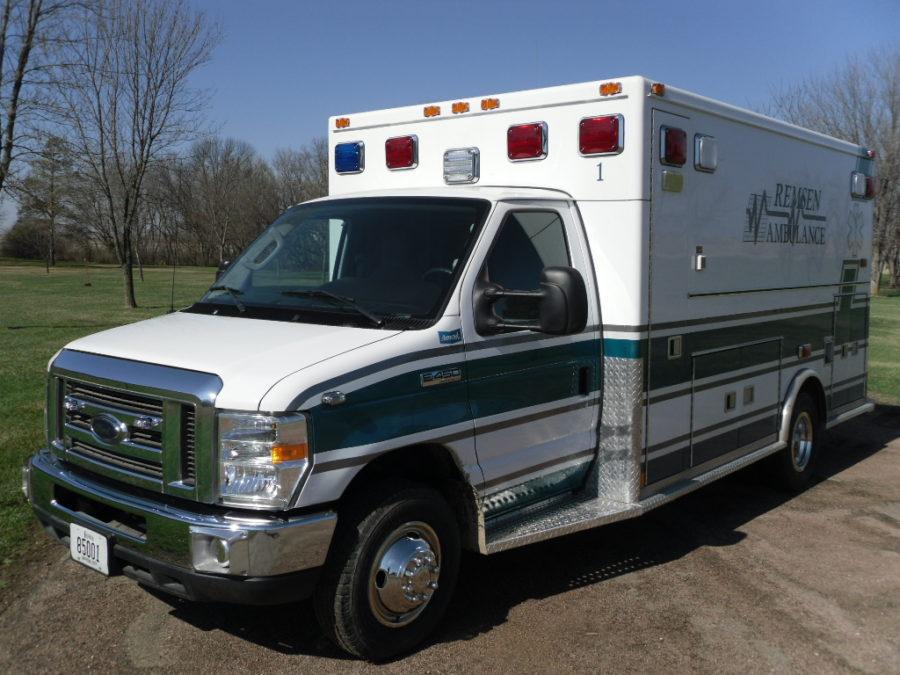 2011 Ford E450 Type 3 Ambulance