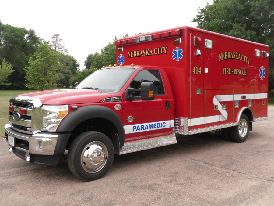 2012 Ford F450 Heavy Duty Ambulance