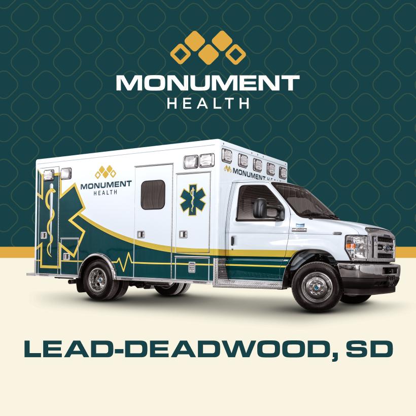 Monument Health Lead-Deadwood