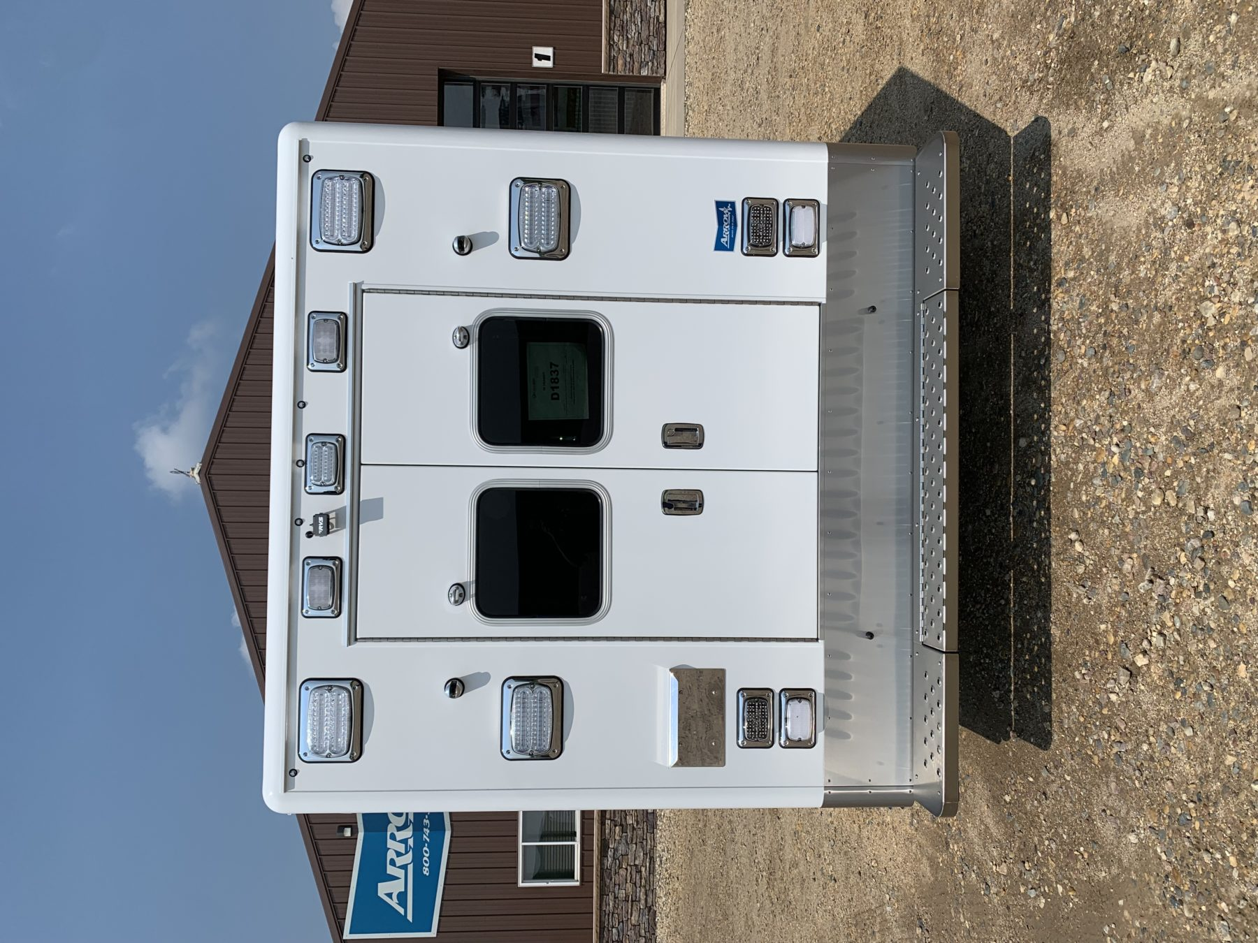 2021 Ram 4500 4x4 Heavy Duty Ambulance For Sale – Picture 11