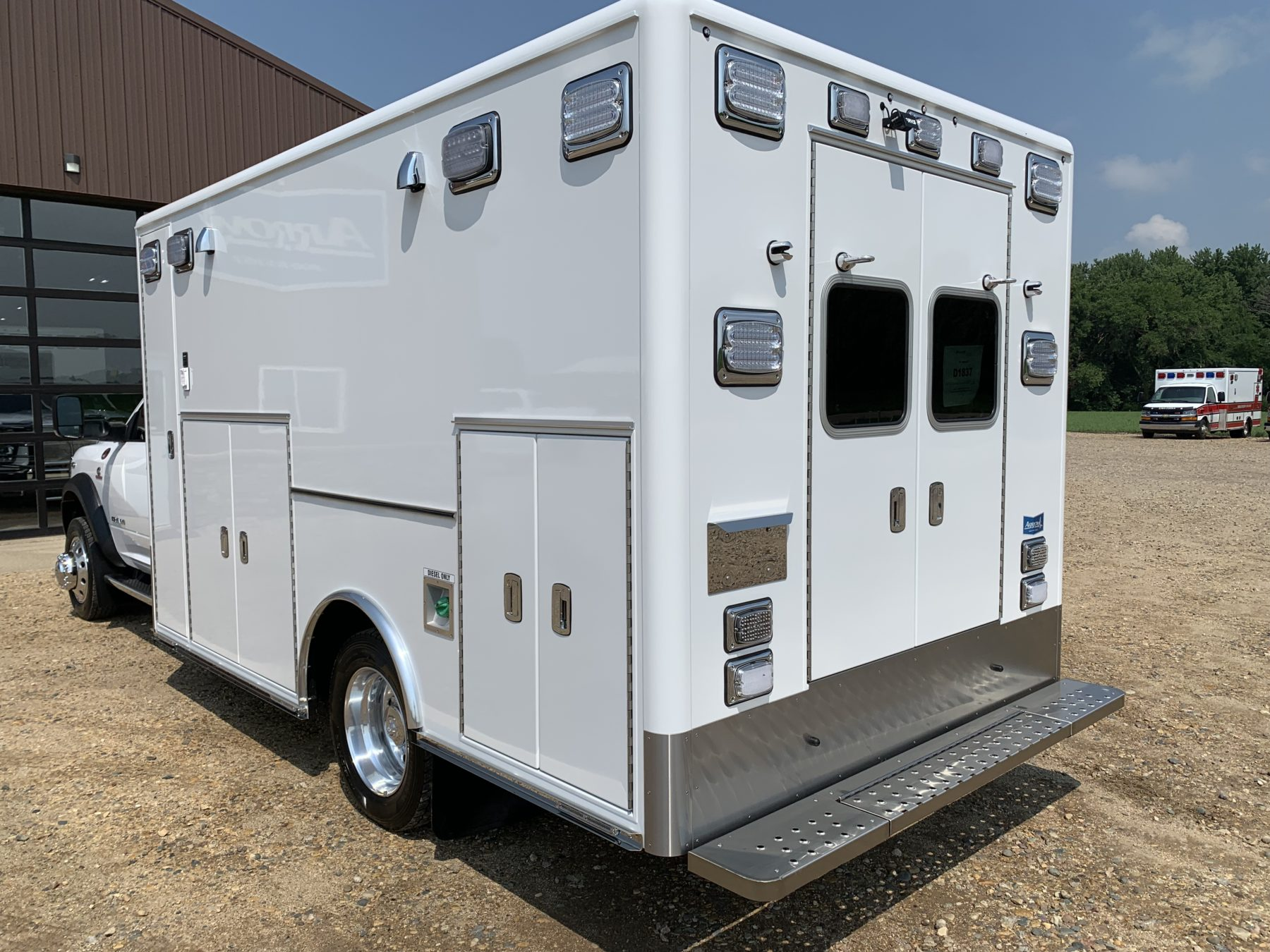 2021 Ram 4500 4x4 Heavy Duty Ambulance For Sale – Picture 9