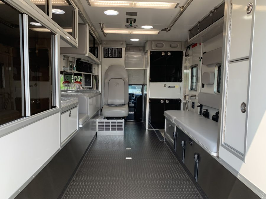 2021 Ram 4500 4x4 Heavy Duty Ambulance For Sale – Picture 2