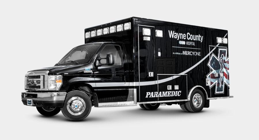 2012 Chevrolet G4500 Type 3 Ambulance