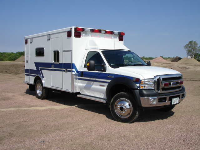 2006 Ford F450 Type 3 Ambulance