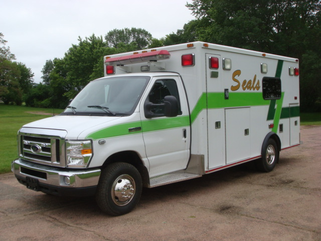 2011 Ford E450 Type 3 Ambulance
