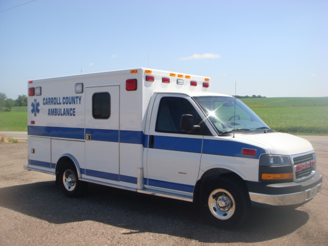 2008 GMC G4500 Type 3 Ambulance