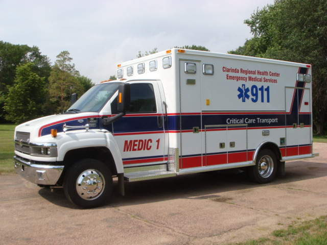 2008 Chevrolet C4500 Heavy Duty Ambulance