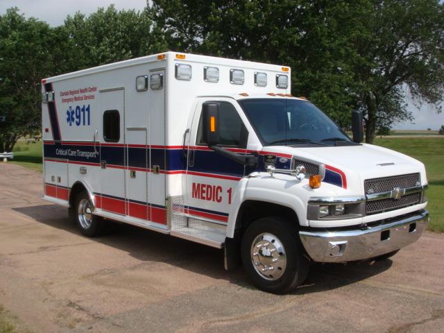 Delivery 9384 2008 Chevrolet C4500 Heavy Duty Medtec