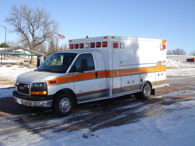 2005 Ford E350 Ambulance