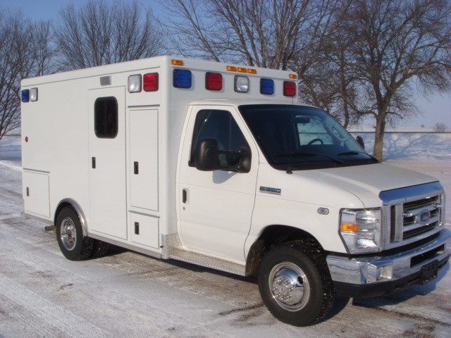 2009 Chevrolet G3500 Type 3 Ambulance