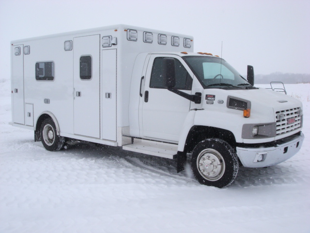 2009 Chevrolet C4500 Heavy Duty Ambulance