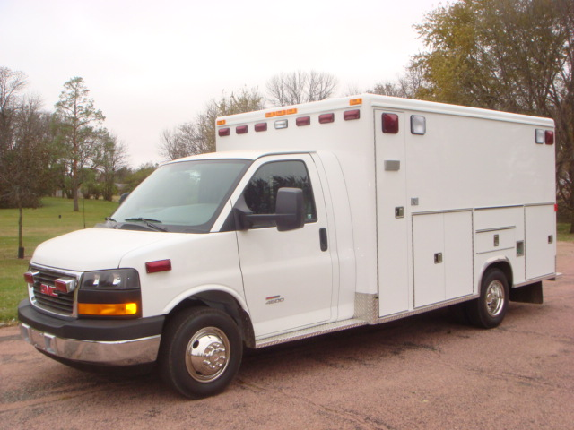 2009 GMC G4500 Type 3 Ambulance