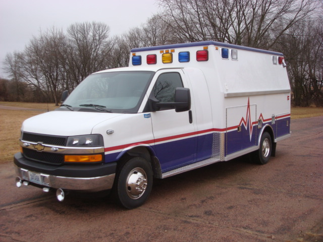 Ambulance deliveries for Cox Health of Springfield, MO