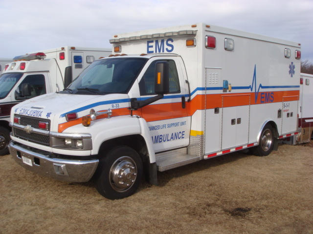 2007 Chevrolet C4500 Type 3 Ambulance