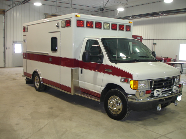 2007 Ford E450 Type 3 Ambulance