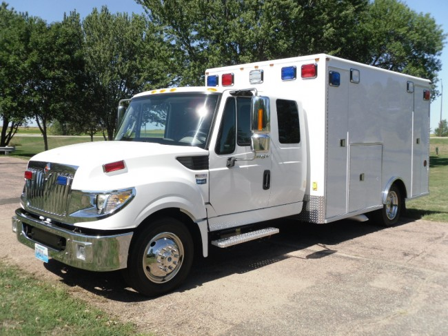 2006 Ford E450 Type 3 Ambulance