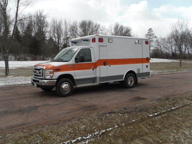 2009 Ford E450 Type 3 Ambulance