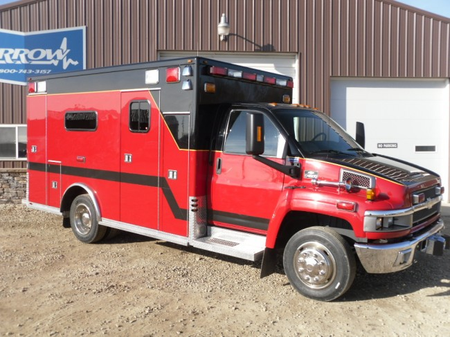 2005 Chevy C4500 Marque Heavy Duty Rescue For Sale