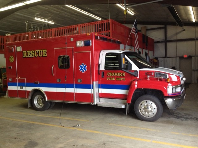 2004 Chevrolet C4500 Heavy Duty Ambulance