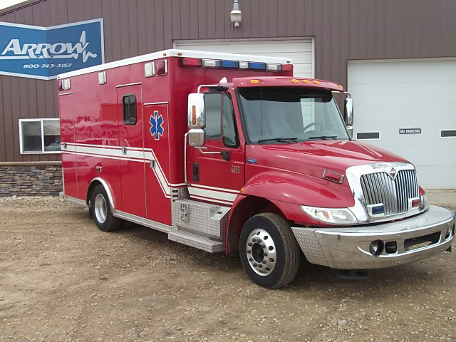 2006 International 4300 Marque Heavy Duty Rescue For Sale