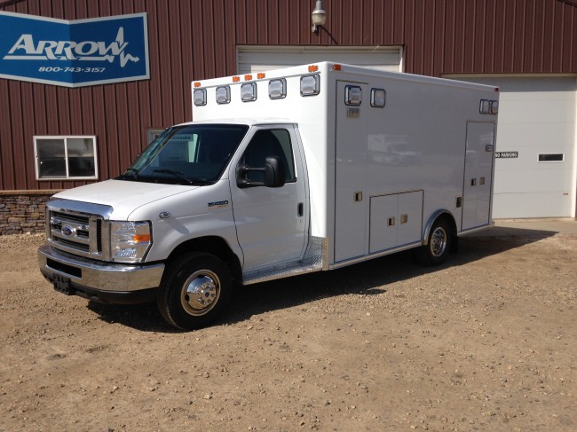 2014 Ford E450 Medtec Type 3 Ambulance For Sale