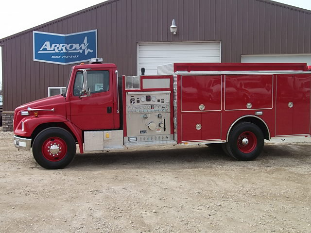 2004 Freightliner FL80 Toyne Pumper-Tanker For Sale