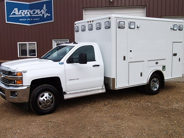 2015 Chevy K3500 Horton Type 1 4x4 Ambulance For Sale