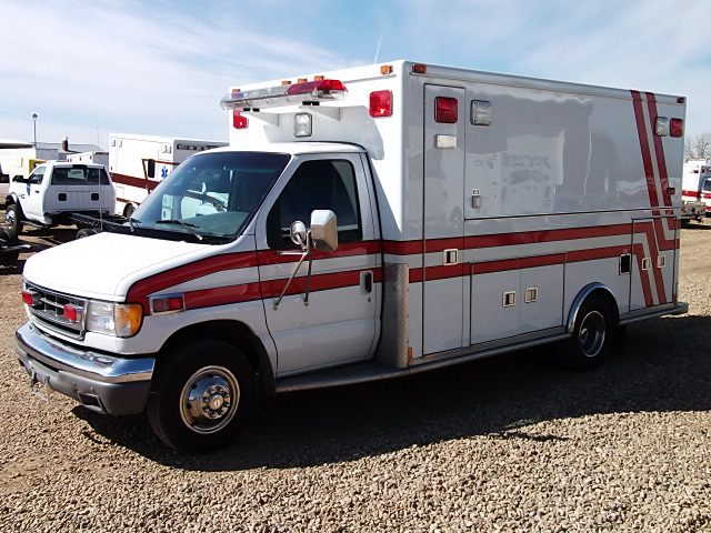 1997 Ford E450 Medtec Type 3 Ambulance For Sale