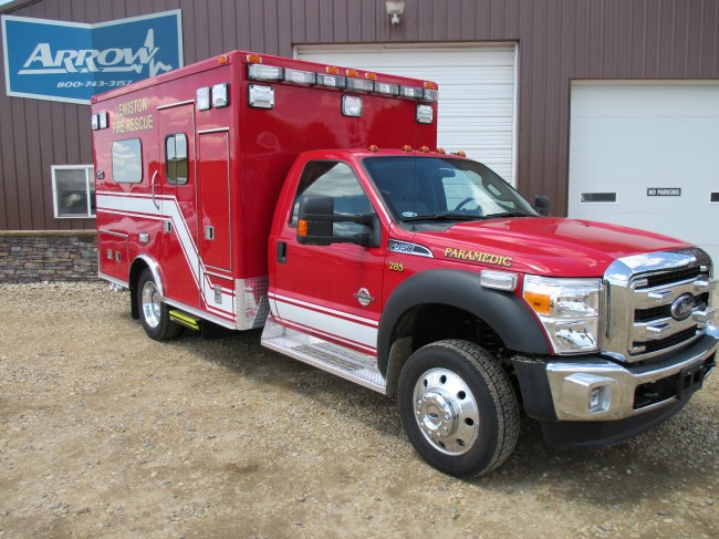 2009 Ford F450 Heavy Duty Ambulance