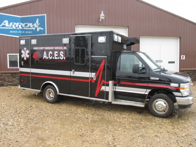 2010 Ford E450 Type 3 Ambulance