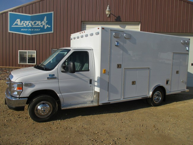 2014 Ford E450 Osage Type 3 Ambulance For Sale