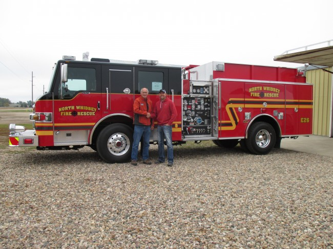 2010 Pierce Pumper Fire-truck