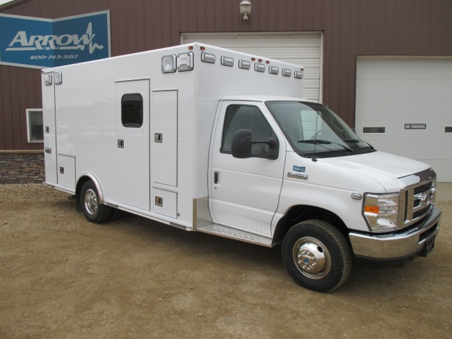 2015 Ford E450  Type 3 Ambulance For Sale